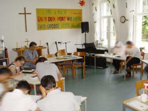 Sommerseminar 4-August, Glaubensgrundkurs