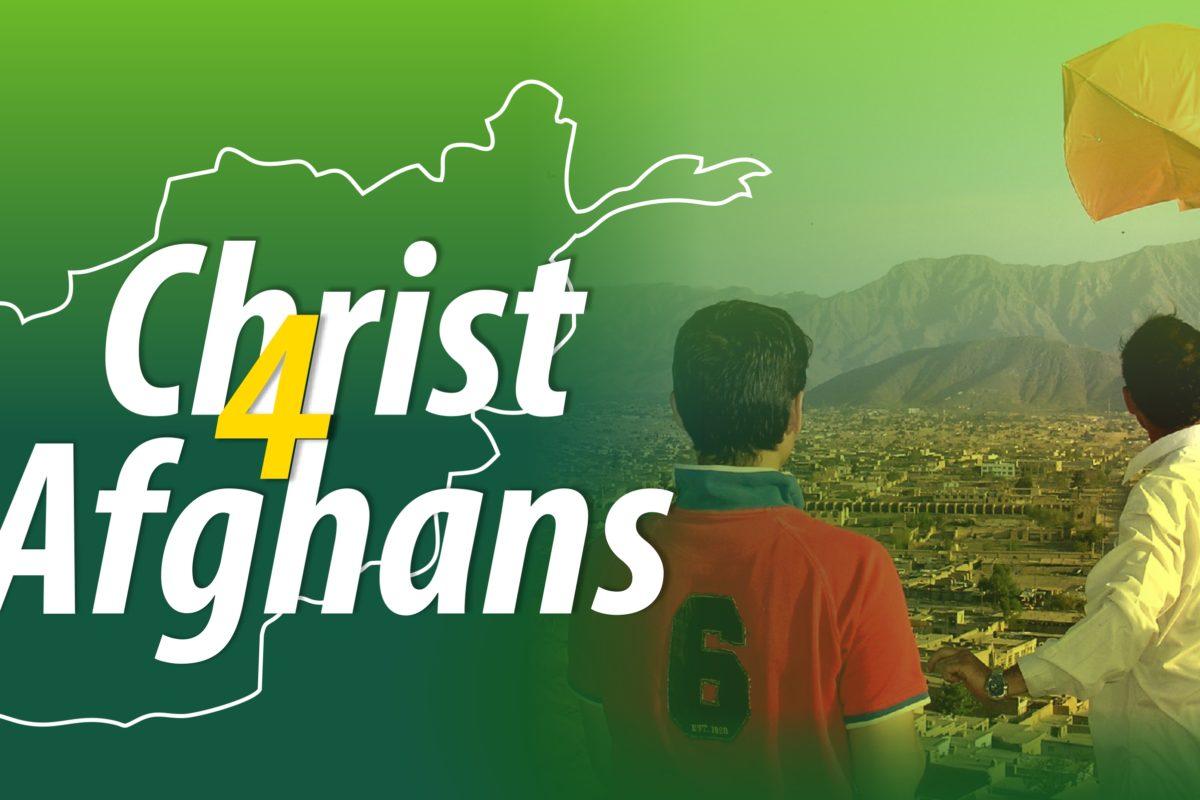 """""""Christ4Afghans"""""""