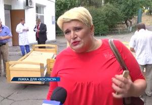 Olga im Fernsehen Aug 2017