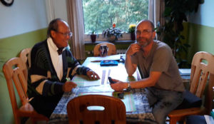 Horst bei Arztfamilie-Hilfsgütersammlung