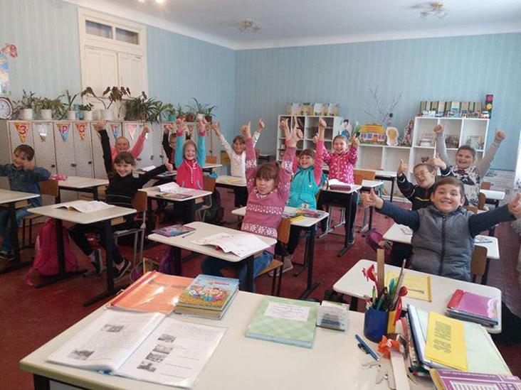 Schule 3 verteilt