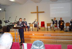 Wladimir Pikman Israelkonferenz