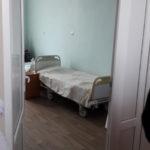 Bett - Krankenhaus