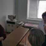 Endoskopieraum - Krankenhaus
