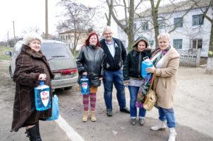 Gemeinsam in Lvovo - Kosaken
