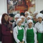 Gemeinsam mit den Köchen - Gastronomieschule - Krankenhaus