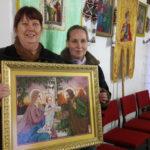 Geschenk an die Eüropäische MissionsgemeinschaftAlexandrovka