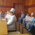 Gremium von Ärzten und Schwestern - Krankenhaus