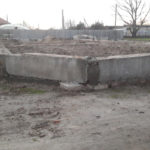 Hier wird eine neue Kirche gebaut mit eigenen Händen - Alexandrovka