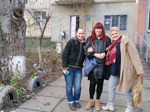 Katinka, Daniela, Olga - Baptistengemeinde