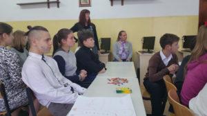 Kinder an den Tischen von München 2 - Cherson