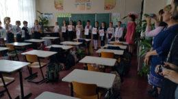 Kinder sagen danke - Alexandrovka