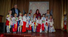 Mit den kleinen Kosaken auf der Bühne