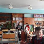 Rundgang durch Schule 2 - Alexandrovka