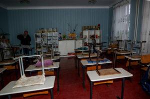 Tische aus München- Kosaken