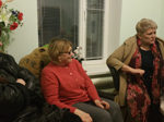 Treffen mit der Seelsorgerin Wera-Baptistengemeinde