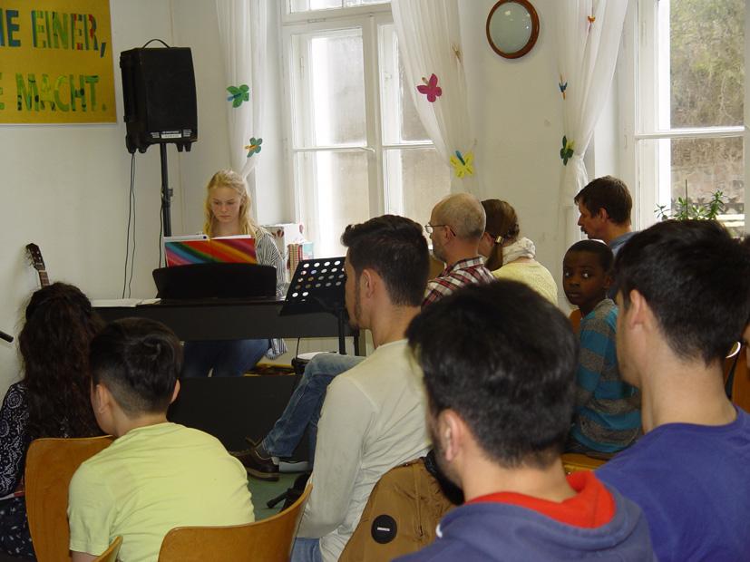 Ostren 12-Klavier