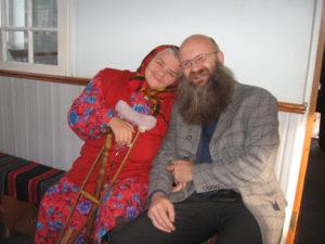 Frank+Großmutter 2009
