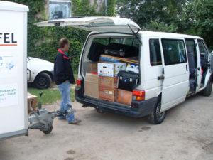 Ukrainereise 2009