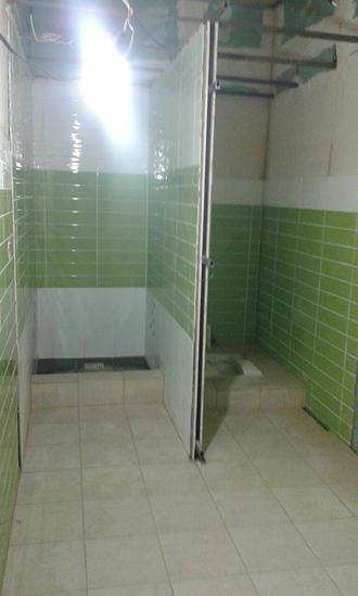 Neues Leben Ausbau Duschen
