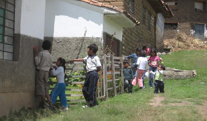 Neues von Lindal Maxwell aus Peru/Curahuasi