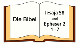 Jesaja 58+Epheser 2