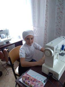Ukrainehilfe Nähmaschinen 2