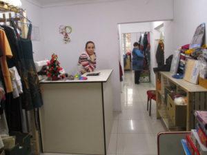 Kleiderkammer Gemeinde - Moldawien