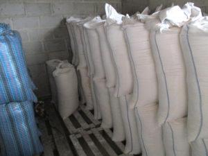 Getreidevorrat - Moldawien