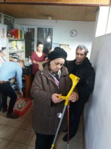 Verteilung medizinischer Hilfsmittel - Moldawien