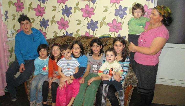 Familie Moldawien