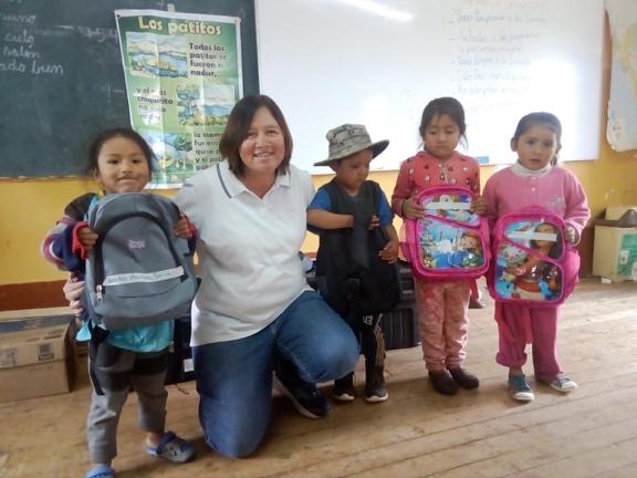 Kinder Schulmappen