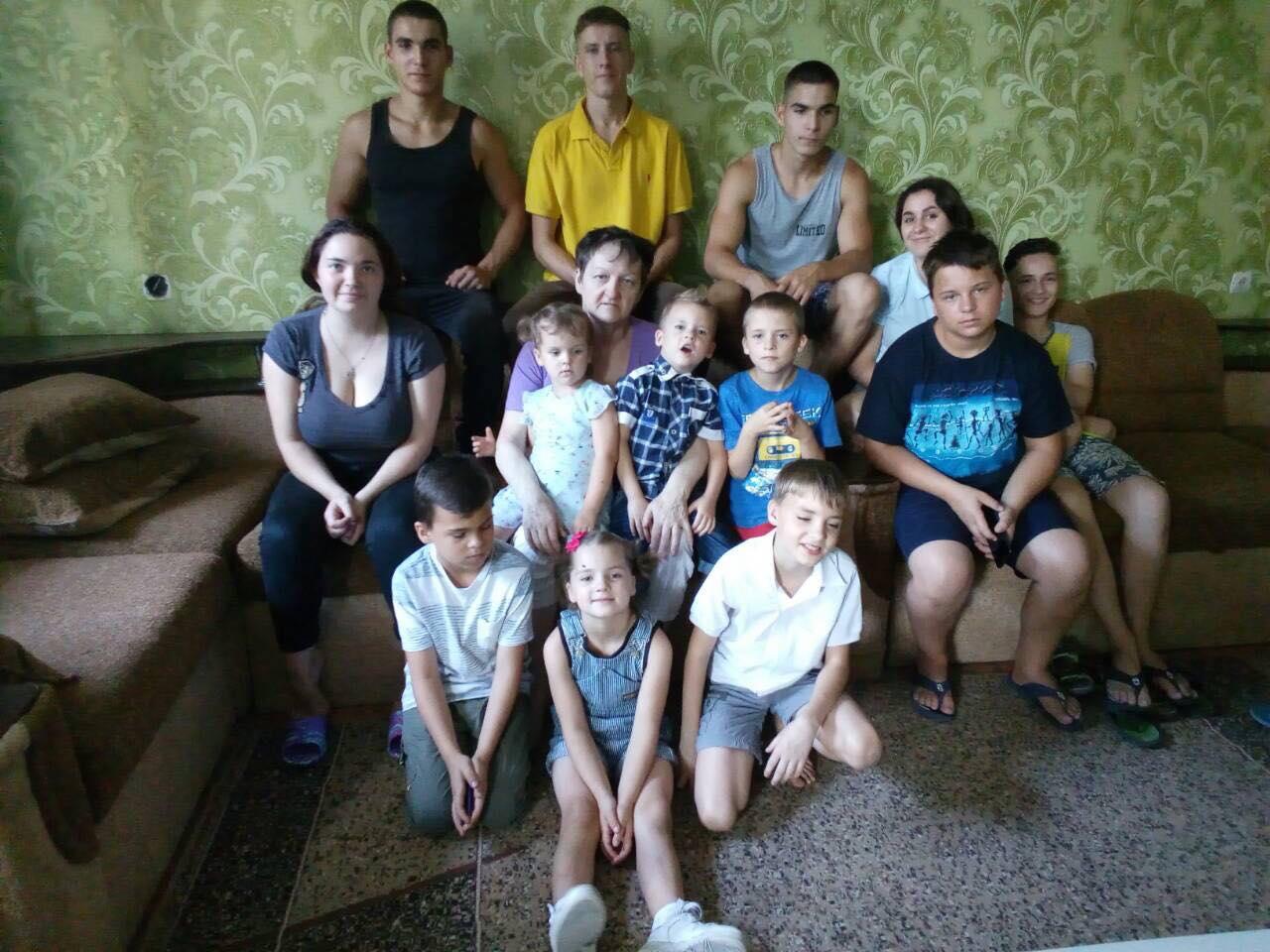 Natascha Maximenlos Großfamilie